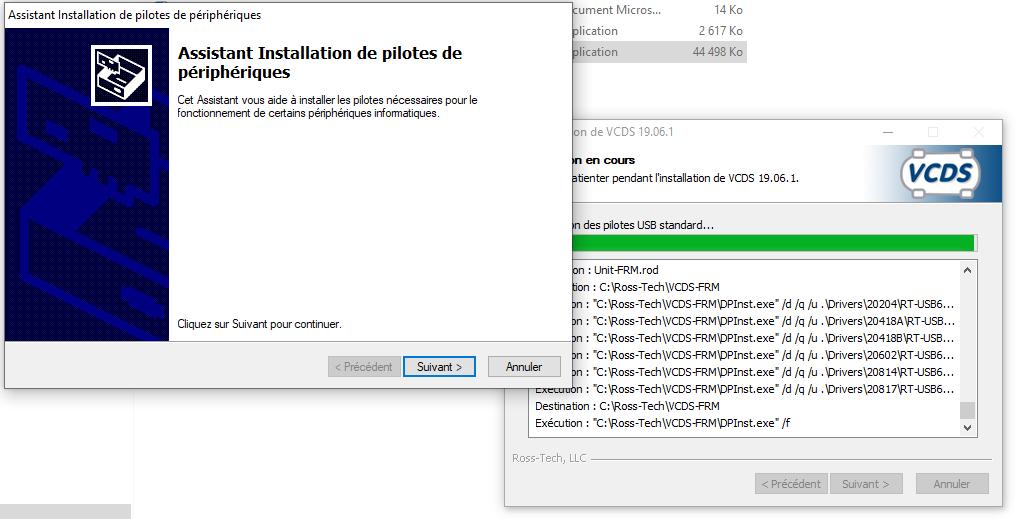 Installez votre VCDS 19.6.1 en francais – Outil Diagnostic Auto